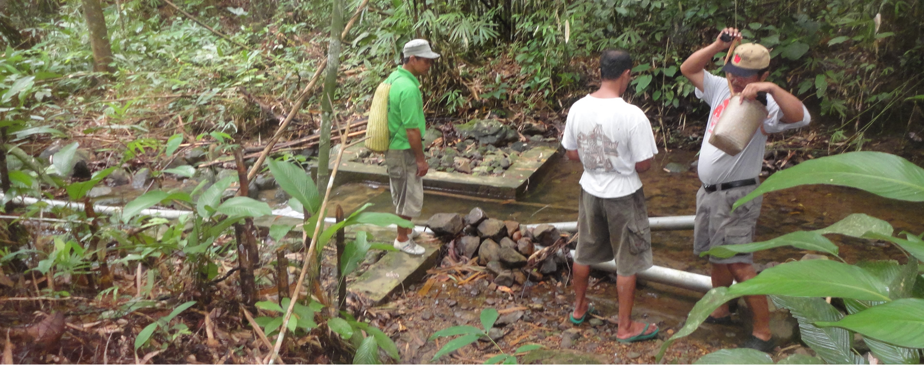 Living Water Projects
